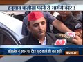 Yogi government should end tender to catch monkeys: Former UP CM Akhilesh Yadav