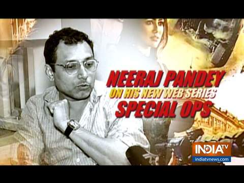 Neeraj Pandey talks exclusively to IndiaTV about his new web series 'Special OPS'