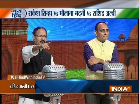 The Opposition has a habit of seeing everything with prism of Hindu-Muslim, says Rakesh Sinha