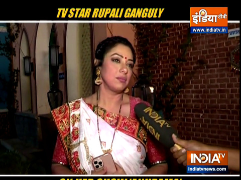Anupamaa: Rupali Ganguly talks about her new avatar in the show