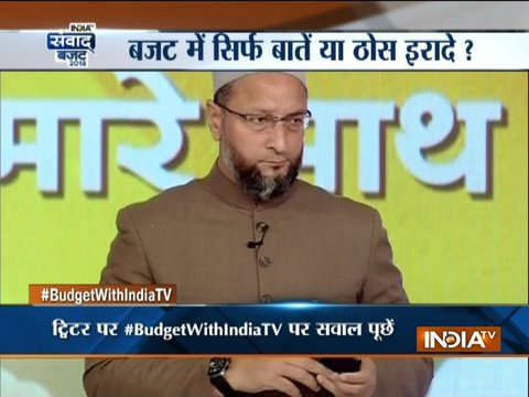 The healthcare scheme will ruin India's economy, says AIMIM chief Owaisi
