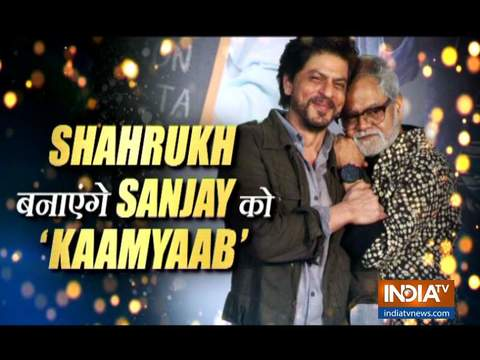 Shah Rukh Khan expresses excitement over Sanjay Mishra's Kaamyaab