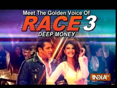 'रेस 3' के गाने 'हीरिये...' की सफलता पर सिंगर दीप मनी का