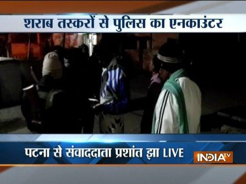 Bihar Police jawan martyred in an encounter with liquor smugglers in Samastipur