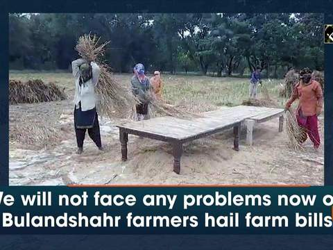 'We will not face any problems now on', Bulandshahr farmers hail farm bills