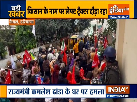 Watch how Anti-Modi Factors are trying to Hijack Famers protest