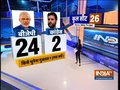 India TV-CNX Opinion Poll: Here is how Gujarat may vote if Lok Sabha polls held today