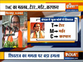 """Shivraj Singh Chouhan takes a dig at TMC, says, """"Another meaning of TMC is Terror, Murder, Corruption"""""""