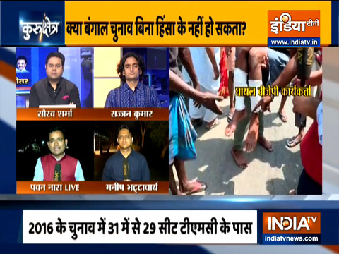 Kurukshetra: Why Poll Violence became an Integral Feature of elections in West Bengal?