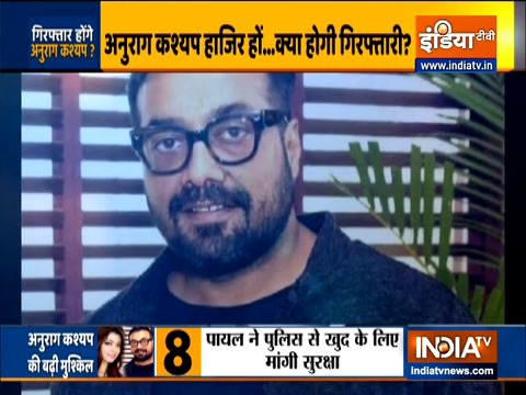 Anurag Kashyap summoned by Mumbai Police in sexual harassment case on October 1