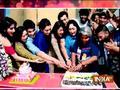 SBAS: Sasural Simar Ka actors bid teary farewell to each other