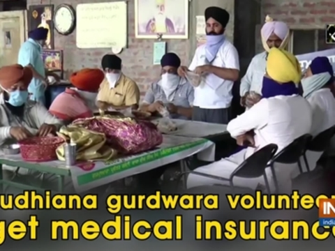 Ludhiana gurdwara volunteers get medical insurance