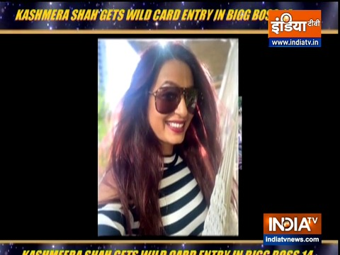 Kashmera Shah is set to add 'tadka' in the Bigg Boss 14