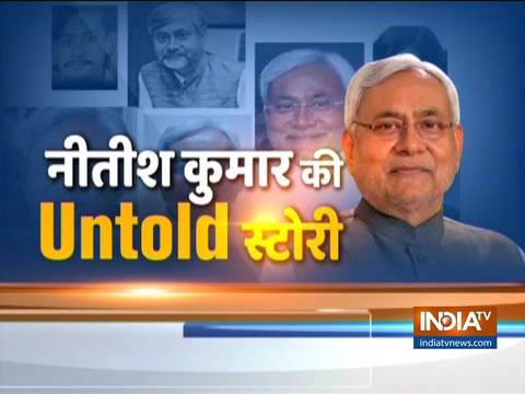 Untold story of Nitish Kumar: From student leader to people's CM
