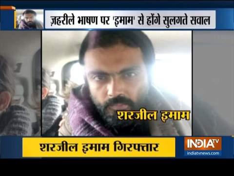 देशद्रोह के आरोपी शरजील को बिहार से दिल्ली ले जाने की तैयारी
