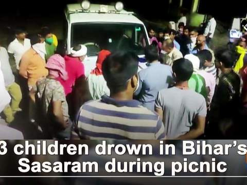 3 children drown in Bihar's Sasaram during picnic
