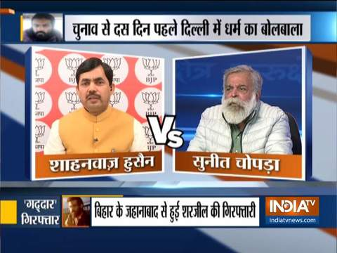Kurukshetra: Is Shaheen Bagh protest turning into a poll issue in Delhi?