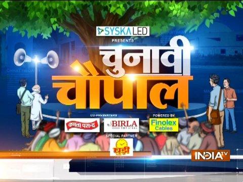 चुनाव चौपाल: क्या संत मध्य प्रदेश के मुख्यमंत्री शिवराज सिंह से नाराज है?