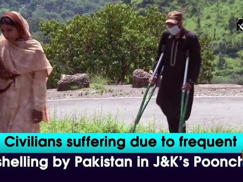 Civilians suffering due to frequent shelling by Pakistan in JandK's Poonch