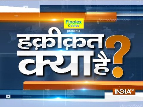 Health risks in paneer you consume | India TV Special show