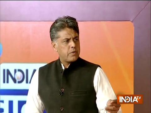 Budget does not effect vote bank, says Manish Tewari