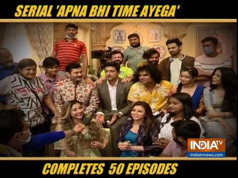 TV Serial 'Apna Bhi Time Ayega' completes 50 episode