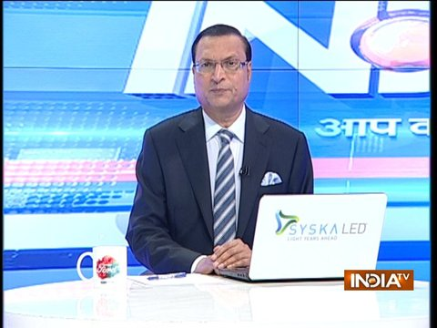 Aaj Ki Baat with Rajat Sharma | 30th January, 2018