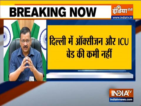 Delhi facing vaccine shortage: CM Arvind Kejriwal