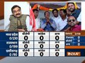Shivraj Singh Chouhan, Vasundhara Raje seek blessing from god ahead of assembly poll results