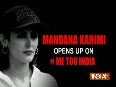 #MeToo Movement: Mandana Karimi talks about her dirty experience in the industry
