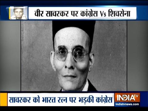 सावरकर को भारत रत्न देने का विरोध करने वालों को अंडमान की जेल में समय बिताना चाहिए: संजय राउत