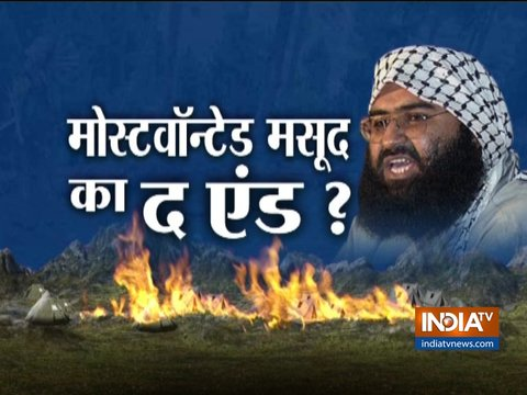 Masood Azhar is alive: Jaish-e-Mohammed denies reports of its chief's death