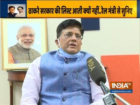 EXCLUSIVE: Uddhav Thackeray's statement on migrant trains 'baseless, unfortunate', says Piyush Goyal