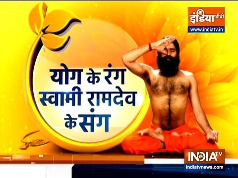 खर्राटे की समस्या है परेशान, स्वामी रामदेव से जानिए योगासन, एक्यूप्रेशर प्वाइंट्स और आयुर्वेदिक उपाय