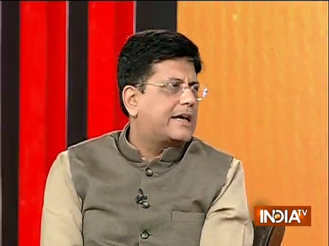 Our govt is corruption free that is why we are not falling short of money: Goyal