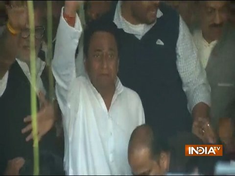 Senior leader Kamal Nath likely to be new Madhya Pradesh CM, official announcement soon