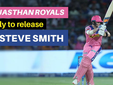 आईपीएल 2021 में स्टीव स्मिथ का साथ छोड़ सकती है राजस्थान रॉयल्स