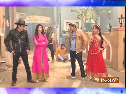 Angoori Bhabhi and Anita have a dance face-off in Bhabhi Ji Ghar Par Hain