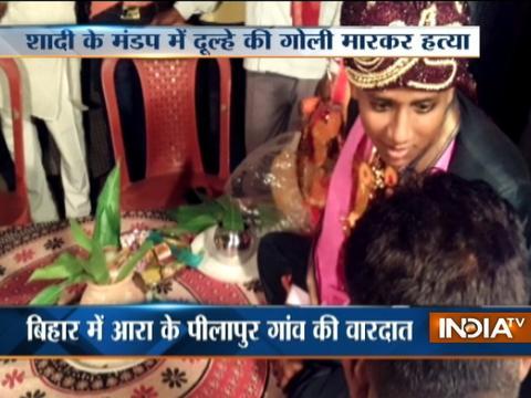 Groom shot-dead in his own wedding in Bihar