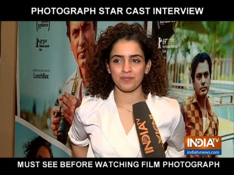 देखें, 'फोटोग्राफ' की स्टार कास्ट के साथ एक्सक्लूसिव इंटरव्यू