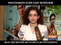 Photograph Star Cast Exclusive Interview: Sanya Malhotra and director Ritesh Batra reveal interesting details
