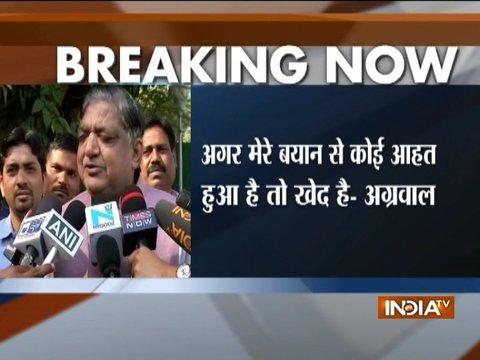 Akhilesh Yadav slams Naresh Agrawal' for inappropriate comment on Jaya Bachchan