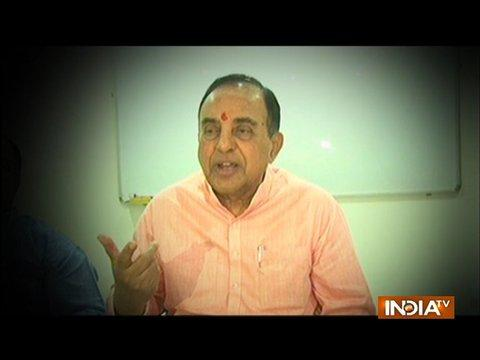 Subramanian Swamy has the perfect reply to MNS workers beating North Indian in Maharashtra
