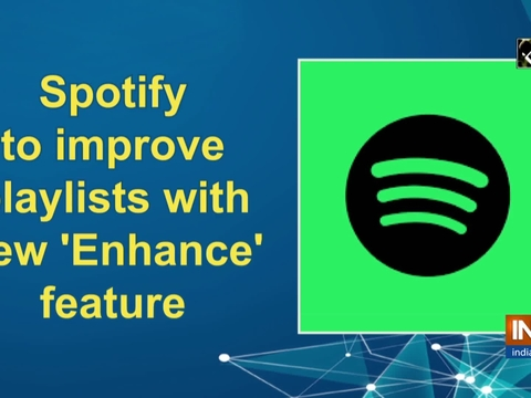 Spotify to improve playlists with new 'Enhance' feature