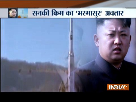 North Korea's Kim Jong Un hit own city with botched missile launch
