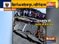Newly-built Sattarghat bridge in Gopalganj collapses following heavy rainfall
