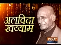 Bollywood celebrities pay tribute to legendary music composer Khayyam Saab