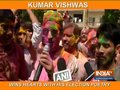 Kumar Vishwas humorous political poetry will win your heart (watch video)