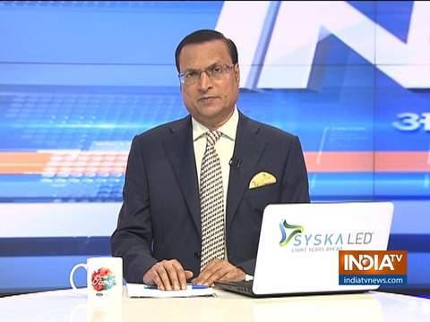 आज की बात रजत शर्मा के साथ | 17 जून, 2019