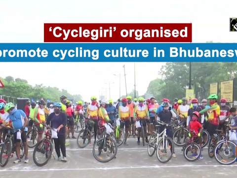 'Cyclegiri' organised to promote cycling culture in Bhubaneswar